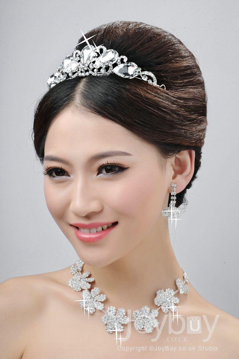 Jewelry For Wedding Dress Classic Wedding Hairu00a344.69 | Wedding Jewellery | Pinterest ...