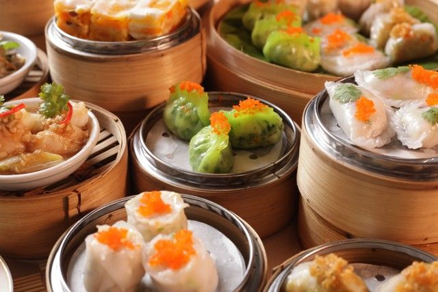 All You Can Eat Dim Sum Buffet At Award Winning Lok Wah Hin Restaurant Food A Food Eat