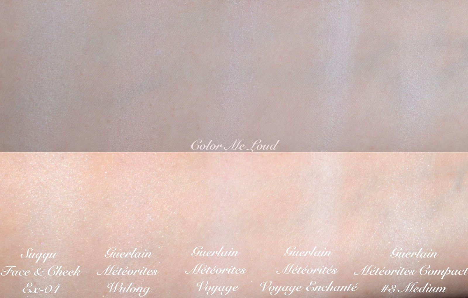 Guerlain Météorites Voyage Compact Pearls of Powder