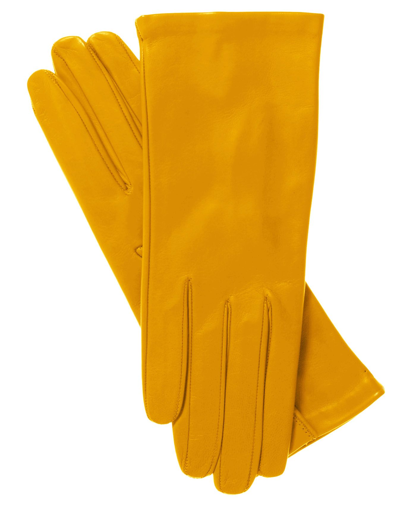 Womens lined leather gloves - Women S Italian Silk Lined Leather Gloves