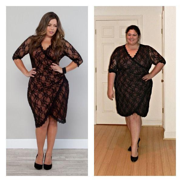 Four Gorgeous Plus Size Valentine\'s Dresses from Kiyonna.com ...