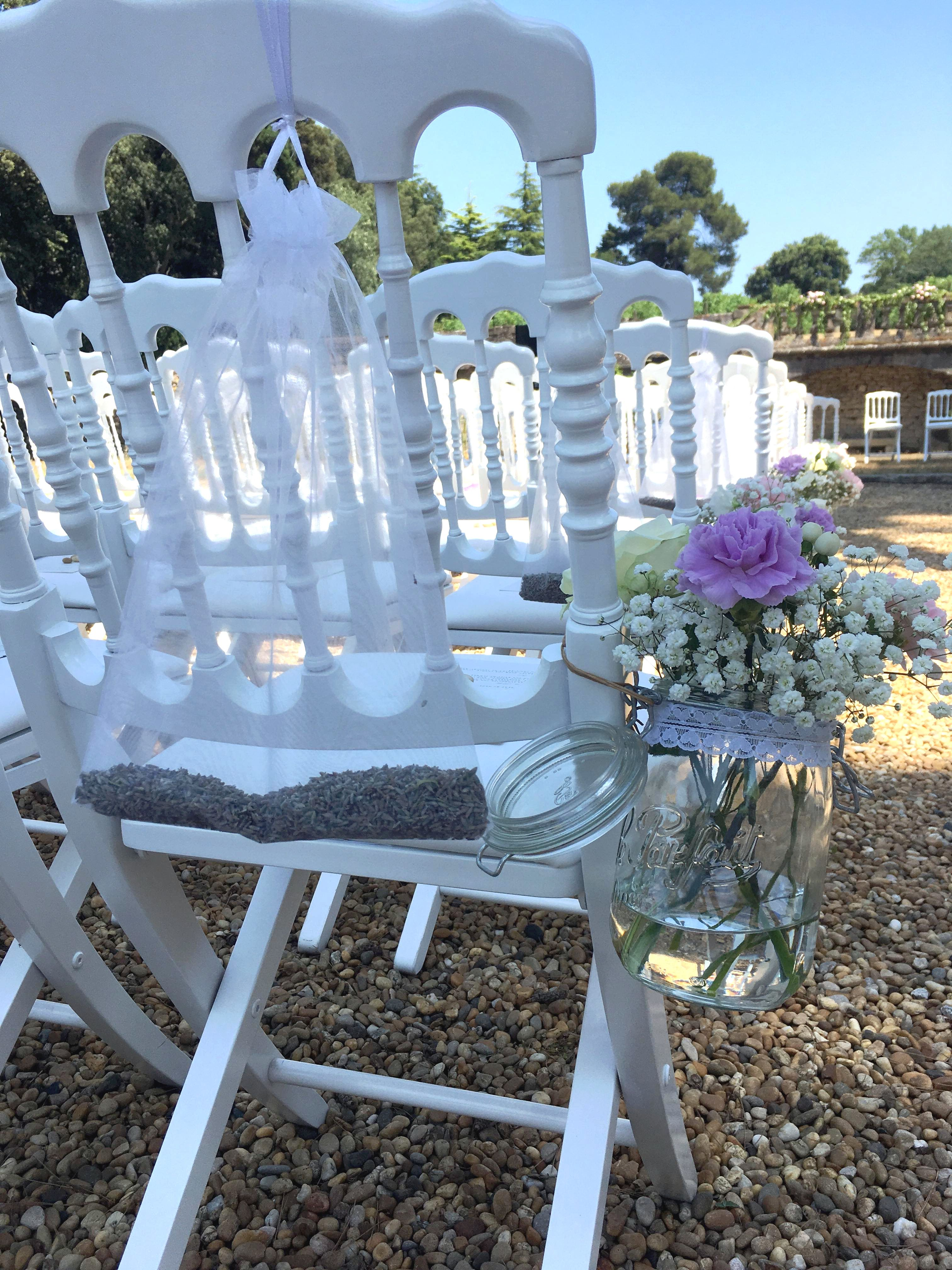 41++ Outdoor wedding aisle chair decorations information