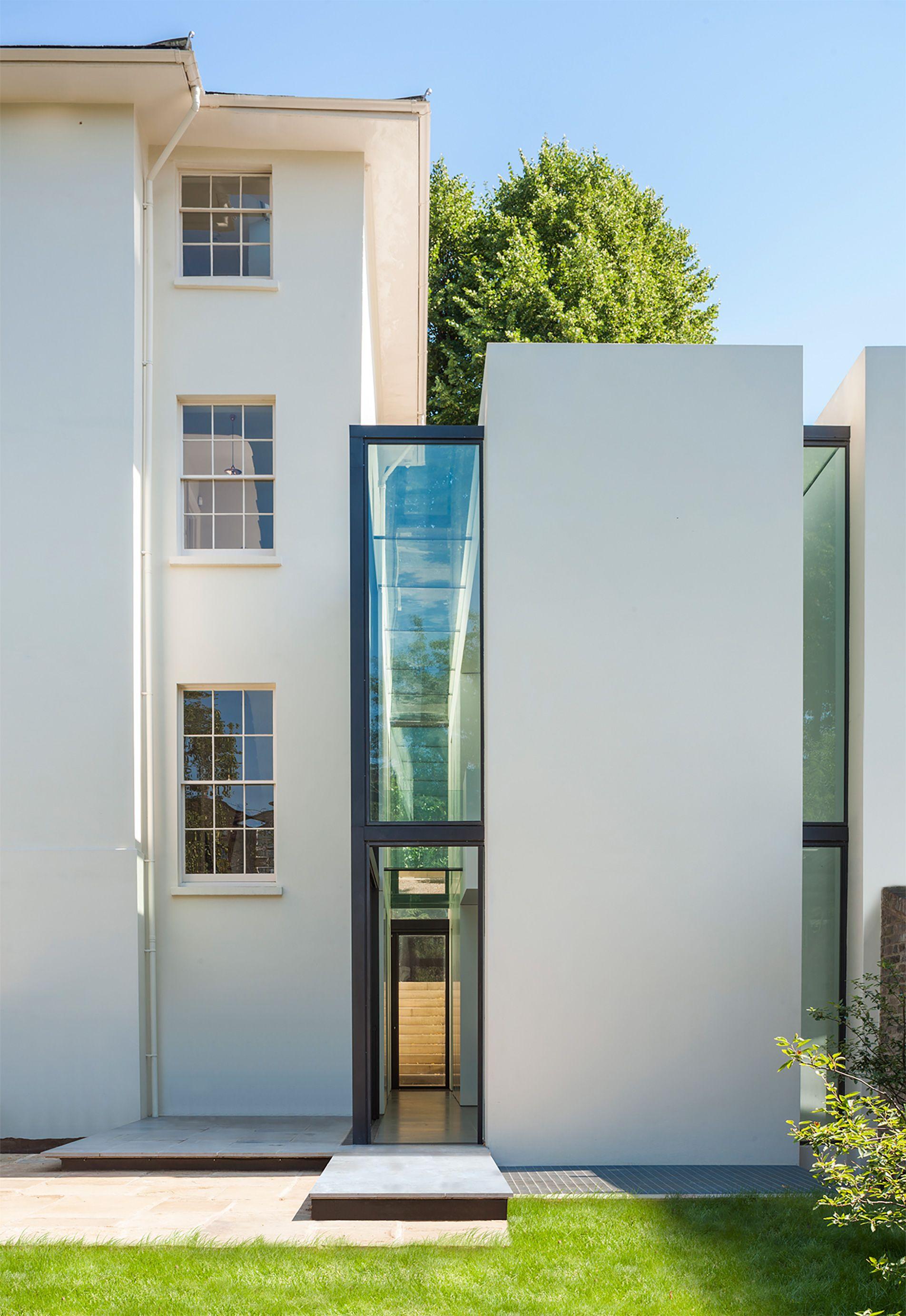 Modern Guard House Design: Little Venice - Guard Tillman Pollock Architects