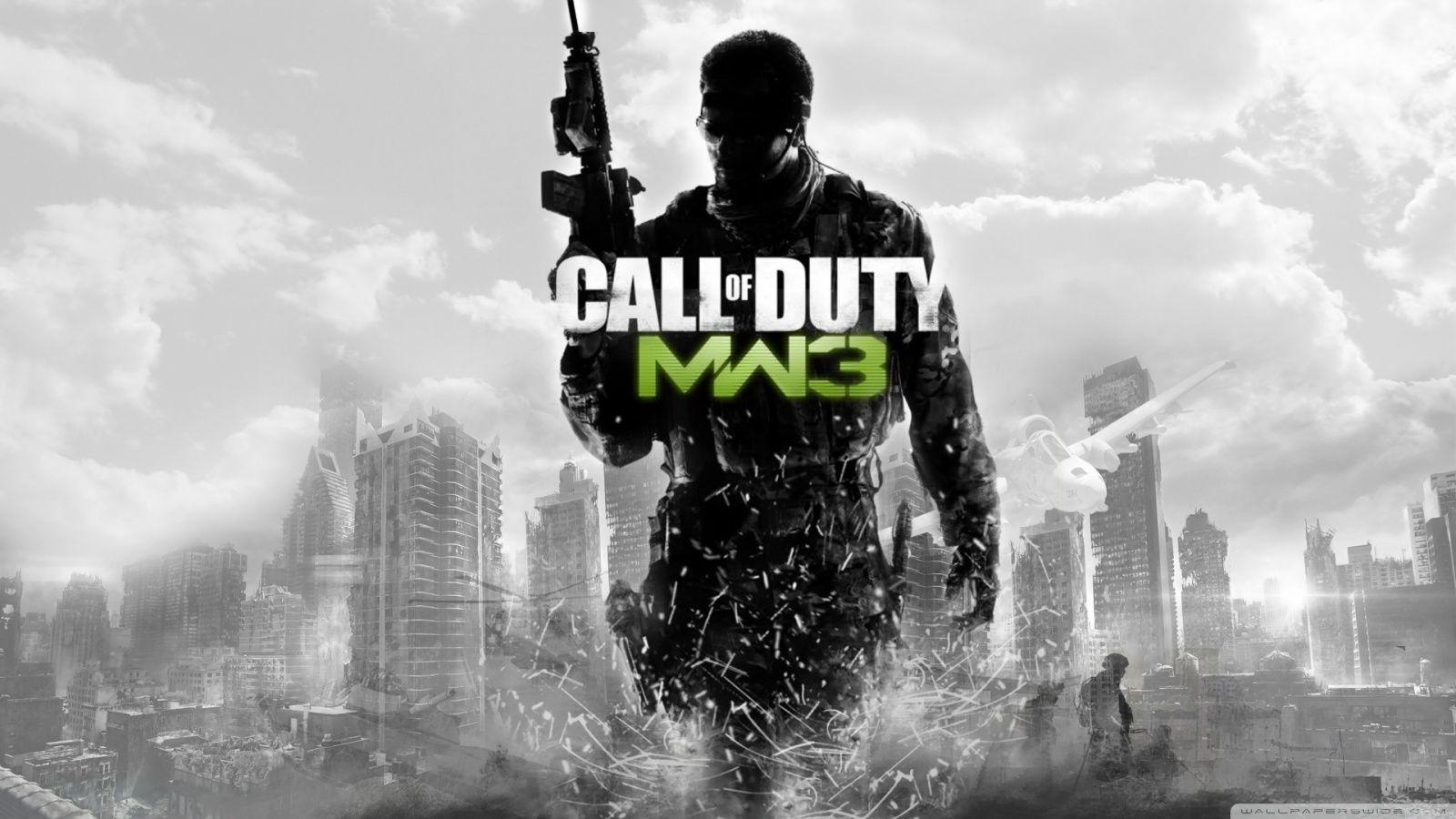 Call Of Duty Modern Warfare 3 Hd Desktop Wallpaper Widescreen Call Of Duty Modern Warfare Ps3 Games Call of duty modern warfare 3 wallpaper