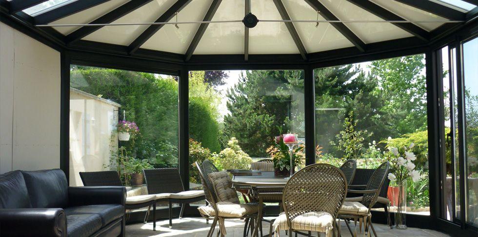 r sultat de recherche d 39 images pour veranda extension maison pinterest extension maison. Black Bedroom Furniture Sets. Home Design Ideas