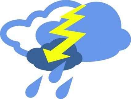 Hail Weather Symbols Clip Art Vector Free Vector Graphics Vector