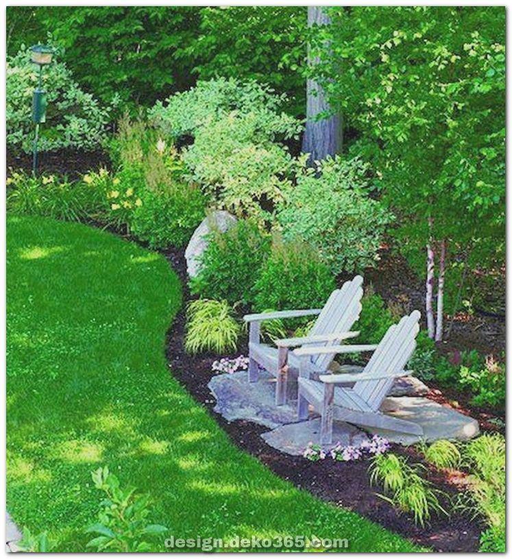 Die Besten Ideen für jedes eine schöne Gartengestaltung für jedes den warme Jahreszeit #vorgartenanlegen