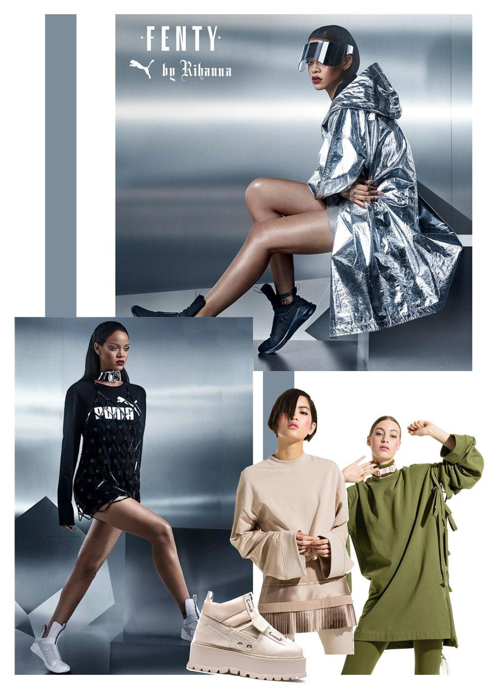 Fenty x PUMA Collection
