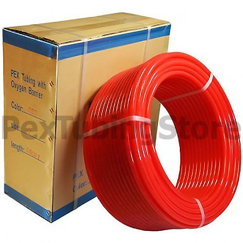 "1""  100' $120.00PEX Tubing with Oxygen Barrier for Floor, Baseboard, Boiler Heating Applications"