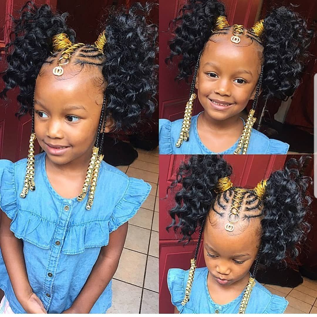 Kids Braids Hairstyles Tybaby333