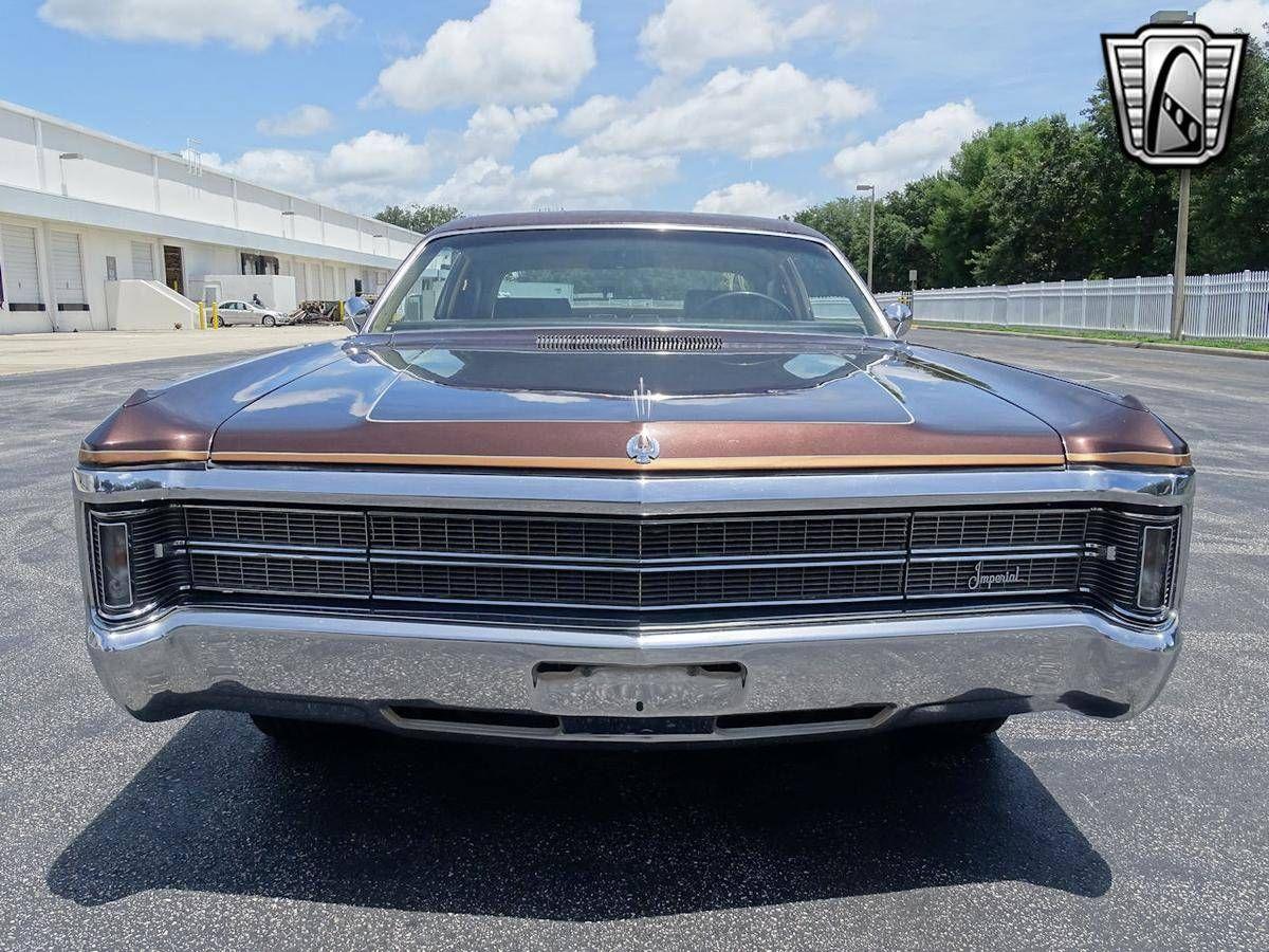 1969 Imperial Chrysler Imperial Chrysler Imperial