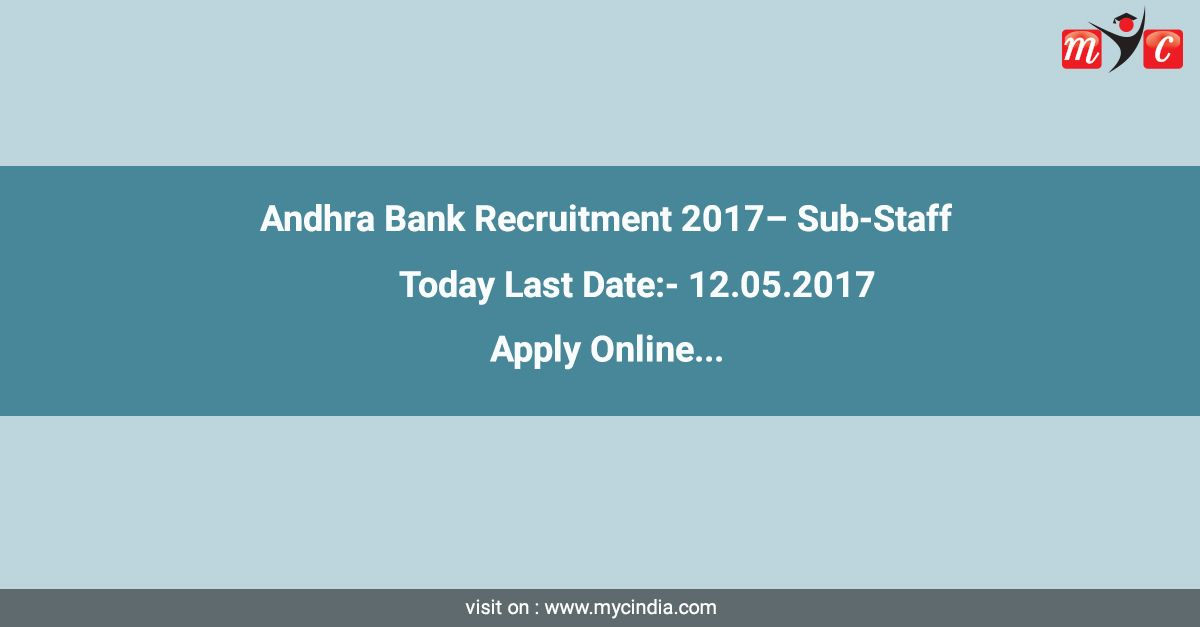 Today is the last date for filling up the application forms of - application forms