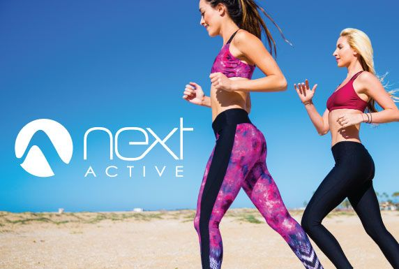 NEXT Active 2017 Collection.