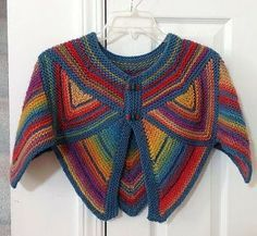 Crochet Cape Photo T