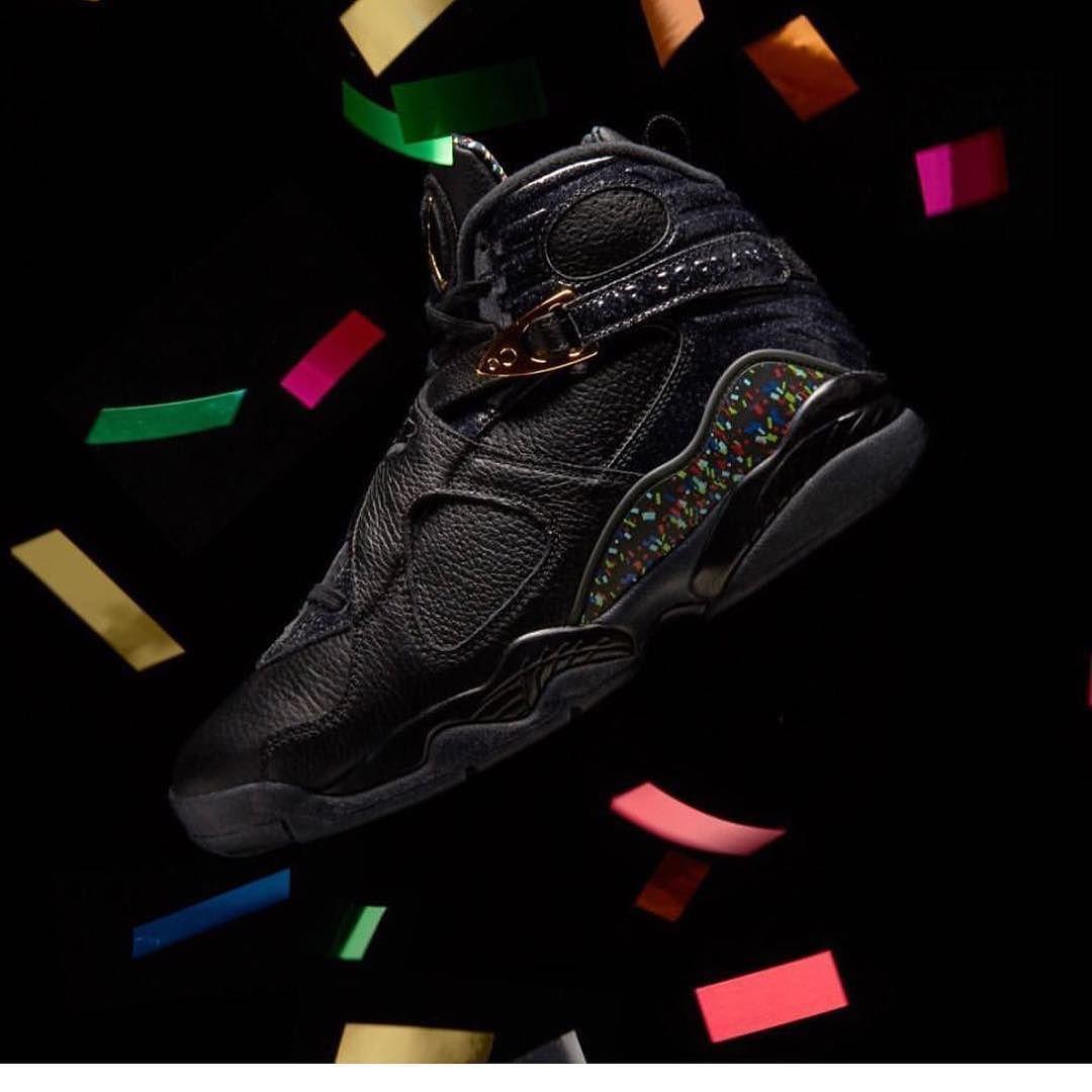 36871631977011 Let the celebration begin. The Championship Pack Nike Air Jordan 8 ...