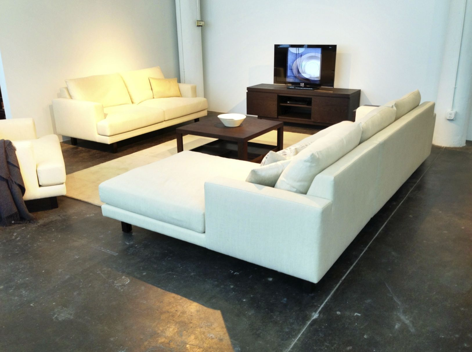 Calvin Klein Sofa Set With Images