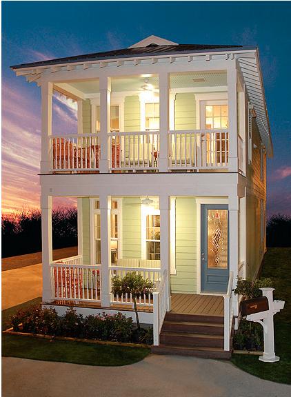 Glen Cairn For Narrow Lot Small House Tiny House Design Palm Harbor Homes