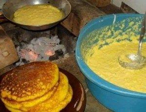 Broa de milho de frigideira maravilhosa! - Mulher & Cia