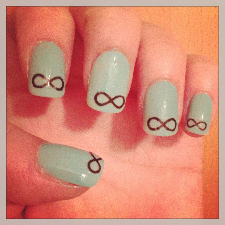 Luxury Infinity Nails Adornment - Nail Art Design Ideas ...