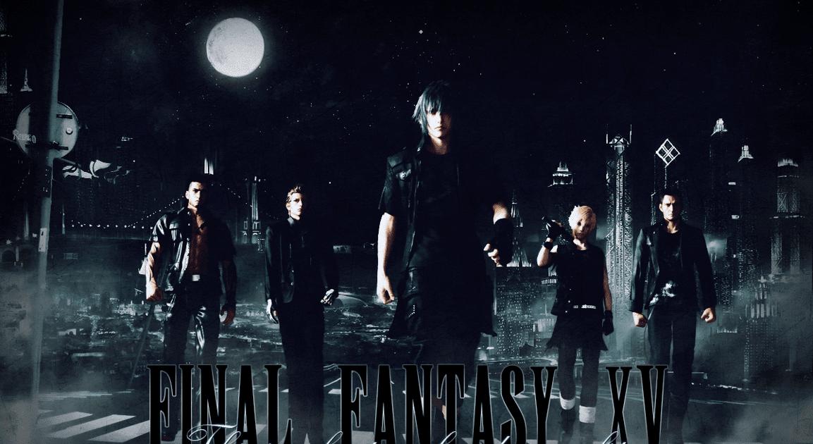 Final Fantasy Xv Wallpaper In 2020 Final Fantasy Xv Final Fantasy Xv Wallpapers Final Fantasy
