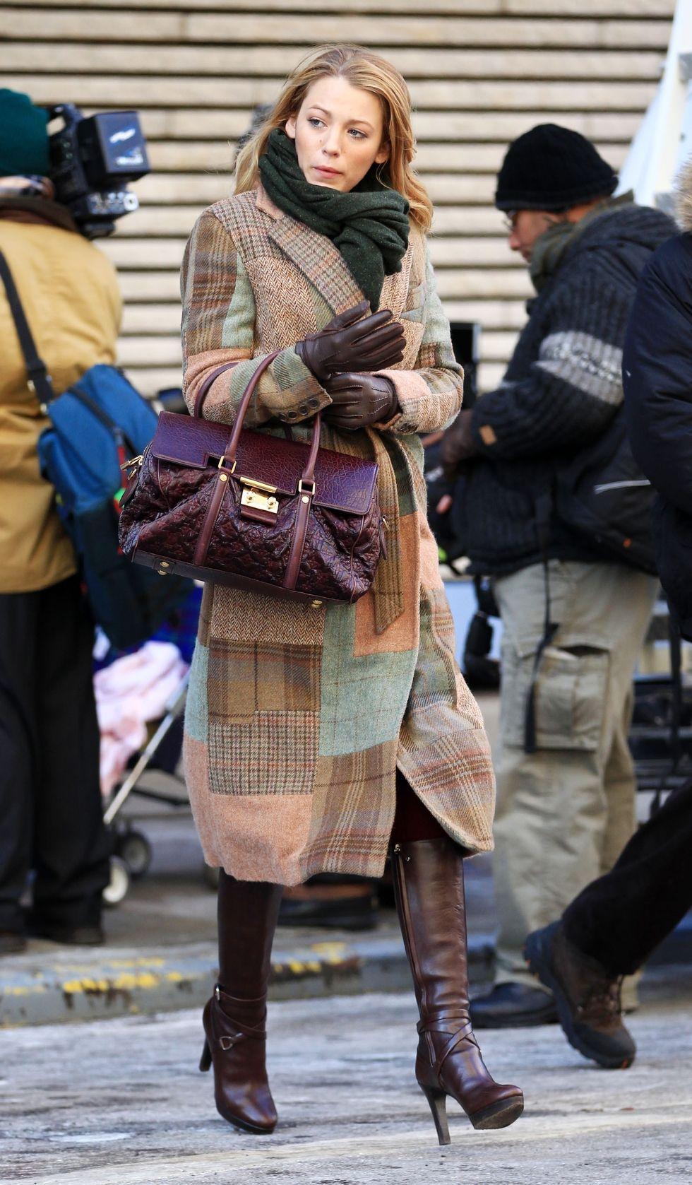 Der Van Serena Gossip 72 Looks Woodsen's Best Pinterest Girl APwyqOw4Z
