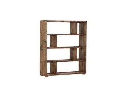 Flamme Küchen + Möbel - Regal - Gutmann Corona Holz - natur \ in - küchen regale holz