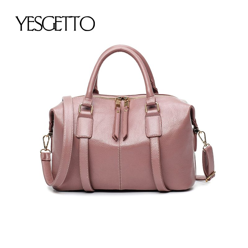Luxury Brand Women Handbags Famous Designer Vintage Shoulder Crossbody Bags  For Women Doctor Bags PU Leather b8817e2714298