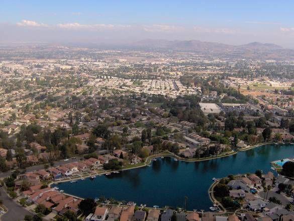 Corona, California (CA) profile: population, maps, real estate ...