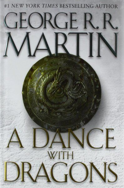 A Dance with Dragons: Hardcover