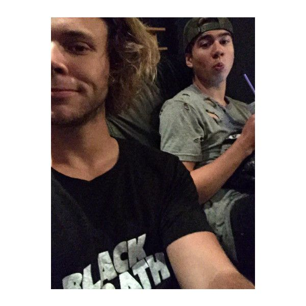 302b9dcfe1c Tumblr ❤ liked on Polyvore featuring 5sos