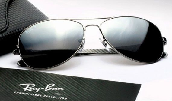 ray ban carbon fiber collection