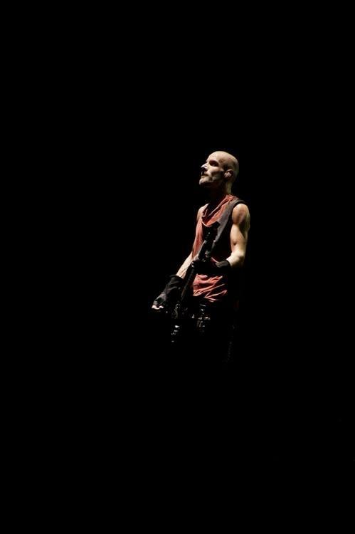 Rammstein Bassist Oliver Riedel