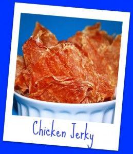 Dog Pack Snacks Chicken Jerky Dog Treats (US made, USDA-inspected chicken)