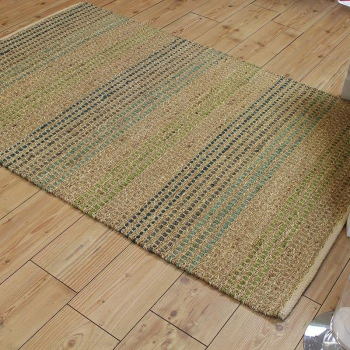 Jute Seagr Rug Blue Colour Now Only 39 99 Free Uk Pp