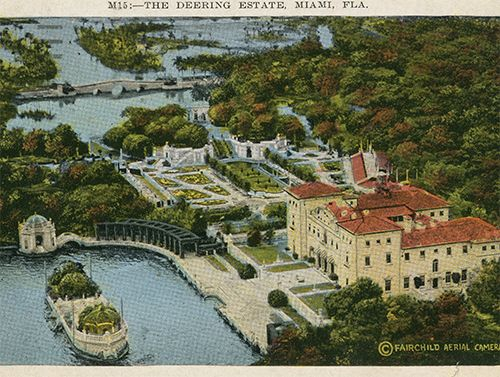 e823ce11aeeb2ee67294c4a09cd8be4e - History Of Vizcaya Museum And Gardens