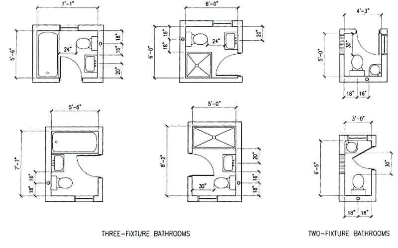 smallest powder room dimensions powder room dimensions ...