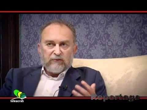 """Senatore Antonio d'Alì - Reportage a cura di Daniela Spalanca, andato in onda su Teleacras. Lo speciale è intitolato """"La politica del fare...per Trapani""""."""