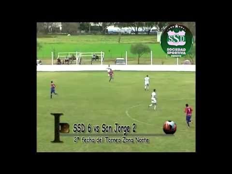 Goles del partido disputado el 22 de Junio de 2014 en el Estadio Centenario de SSD entre el Local y Cultural San Jorge de Brinkmann por el Torneo Zona Norte.
