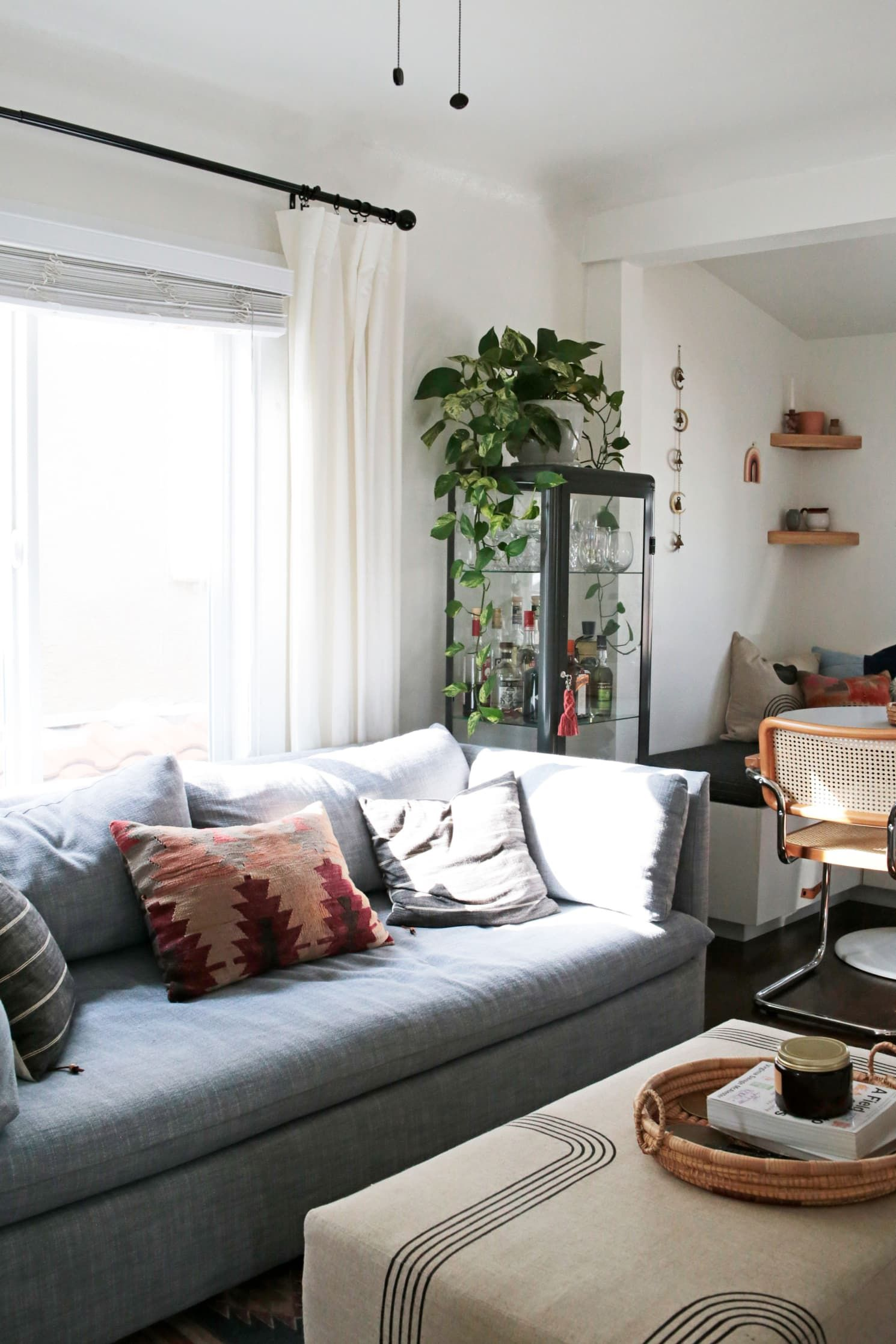 SmallSpace Solutions (and Lots of Natural Light) Make
