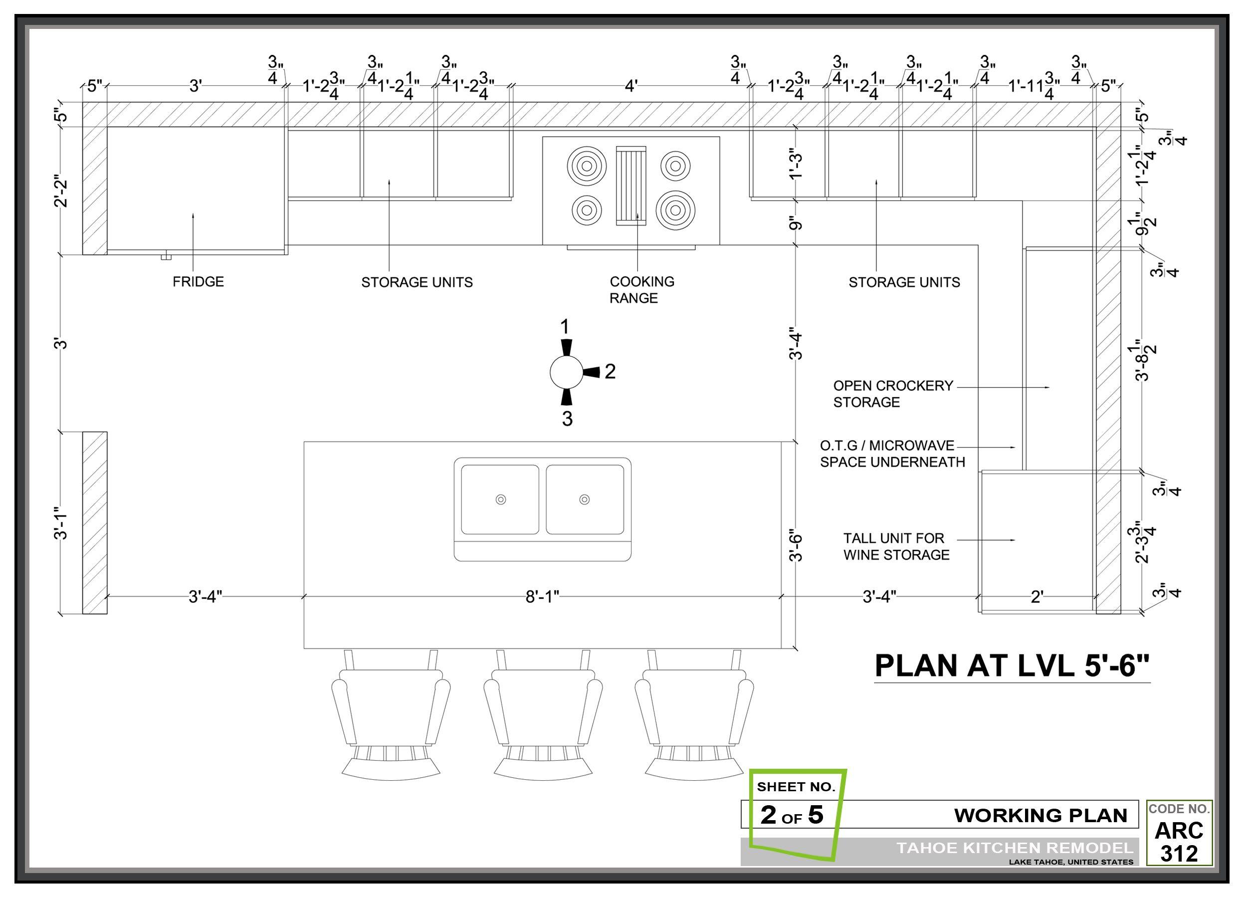 Kitchen Layout Kitchen Dimensions In Cm   Novocom.top
