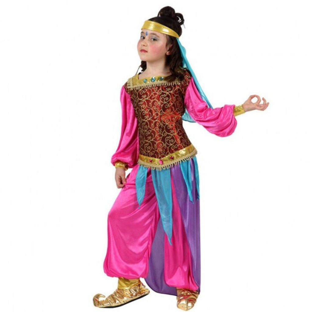 Disfraz bailarina rabe para ni a en mercadisfraces for Disfraces baratos