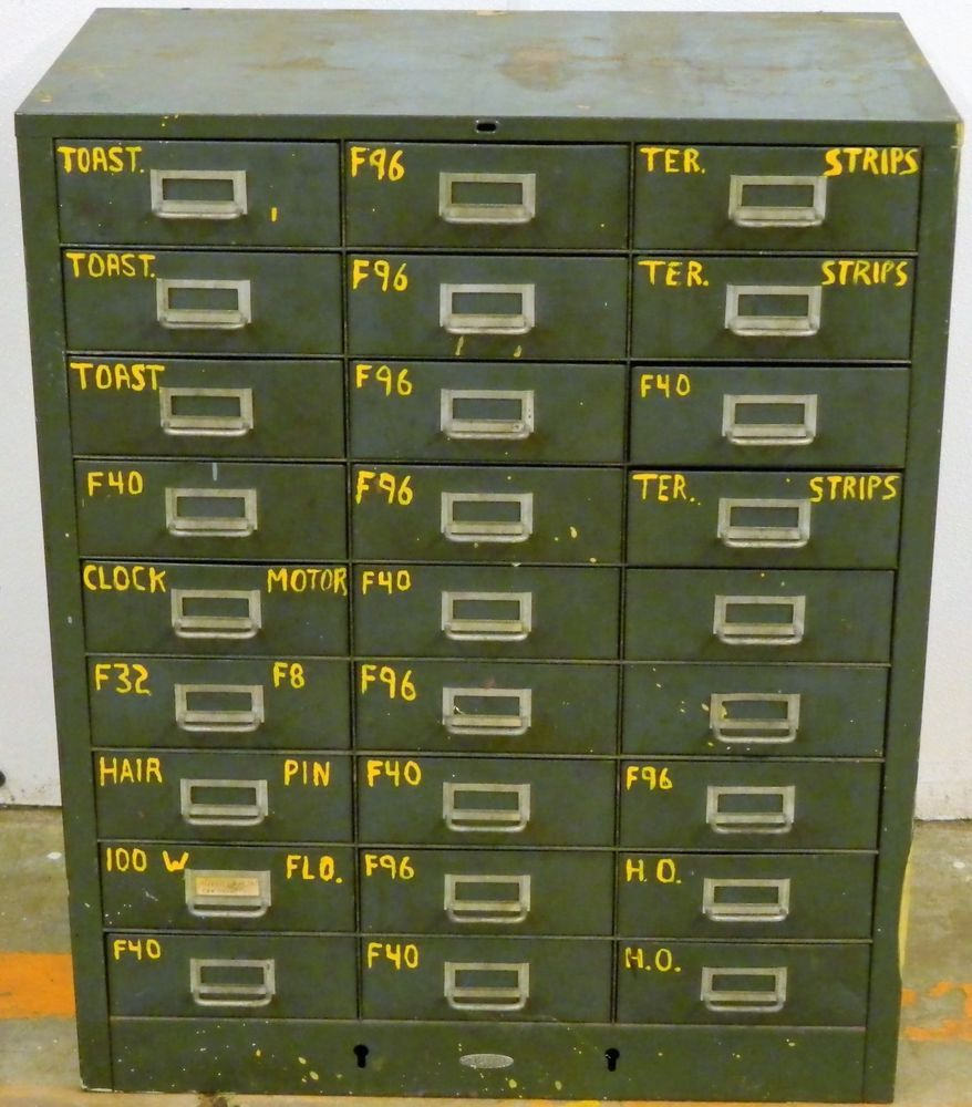 Unique Industrial tool Storage Cabinets