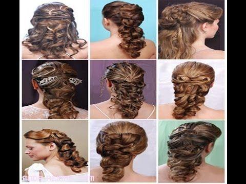 peinados para fiestas peinados para nenas peinados para fiestas eleg
