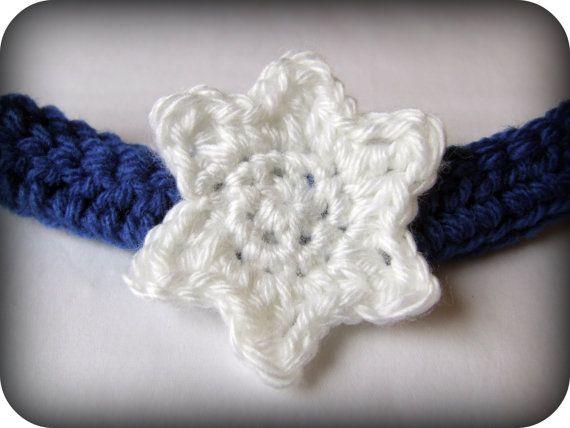 Happy Hanukkah Baby Headband Blue and White by JodysBabyGoodies, $10.00