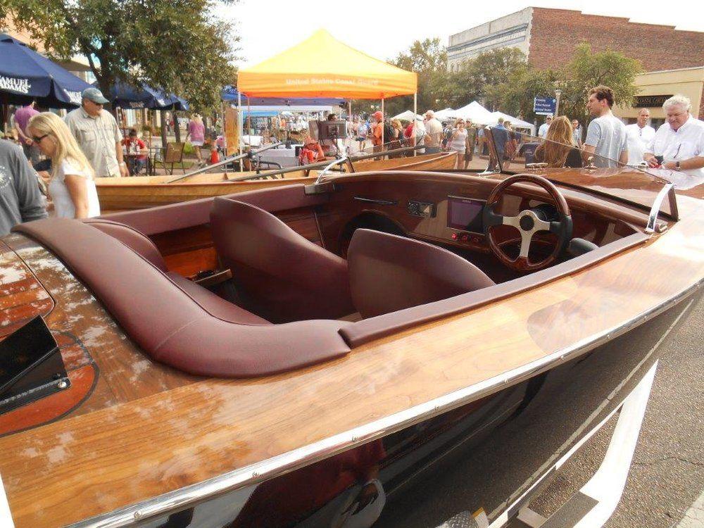 WYNN-MILL II Deep V Sweet 16 Donzi inspired  — Classic Wooden Boat Plans