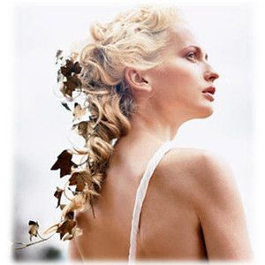 Explore Fall Wedding Hairstyles And More Steampunk Curly