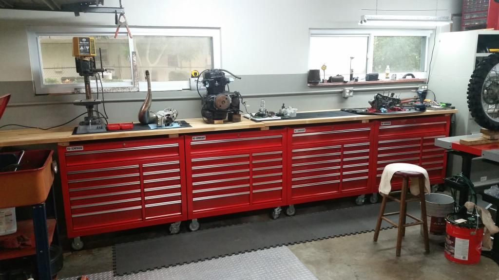 Lets See Your Workbench Page 92 The Garage Journal