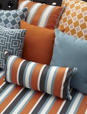 Outdoor Living Soft Furnishings Custom Outdoor Cushions