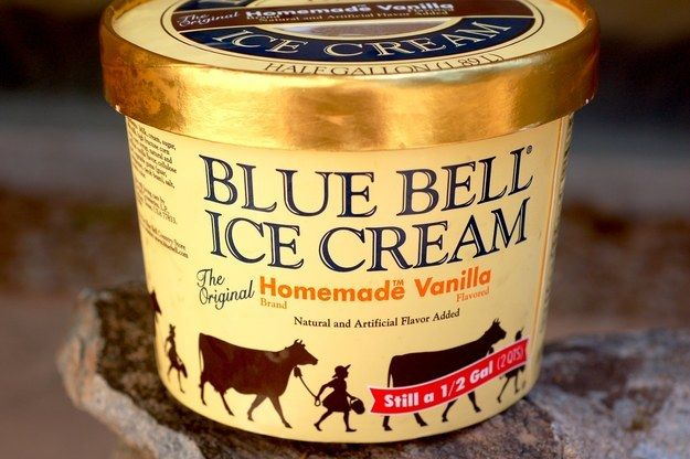 Other ice creams will never quench your desire for this… | 24 Things No One Tells You About Leaving Texas