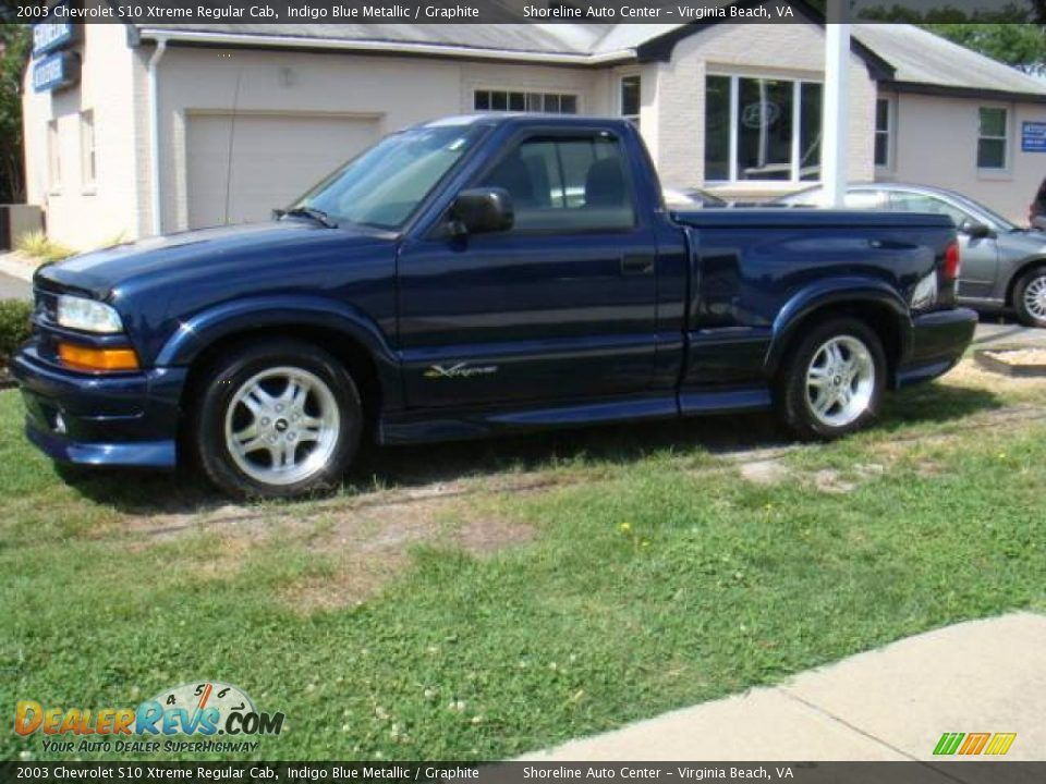 Wrecked S10 Extreme For Sale 2003 Chevrolet S10 Xtreme Regular